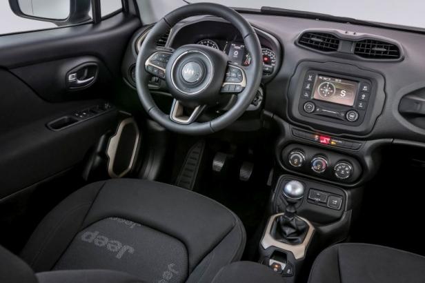 Cerocien Nuevo Jeep Renegade 2016